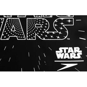 speedo Star Wars Slogan Cap Kinder black/white